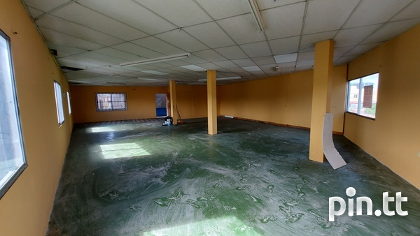Upstairs Commercial Space, Yard Street Chaguanas-1