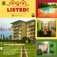 CARA COURTS FULLY FURNISHED 3 BEDROOM UNIT