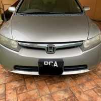 Honda Civic, 2006, PCA