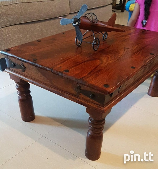 Center Table. Sold