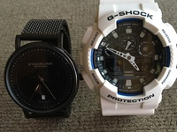 G-Shock and STUHRLING Watches