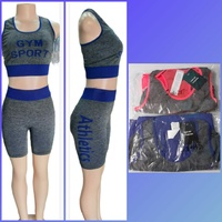 Free size ladies gym wear