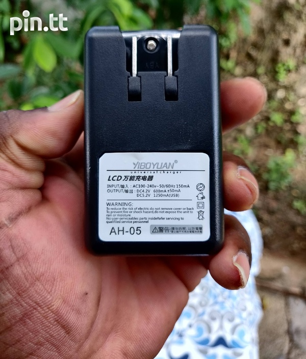Universal LCD Battery Chargers Each Read Details Below Carefully-4