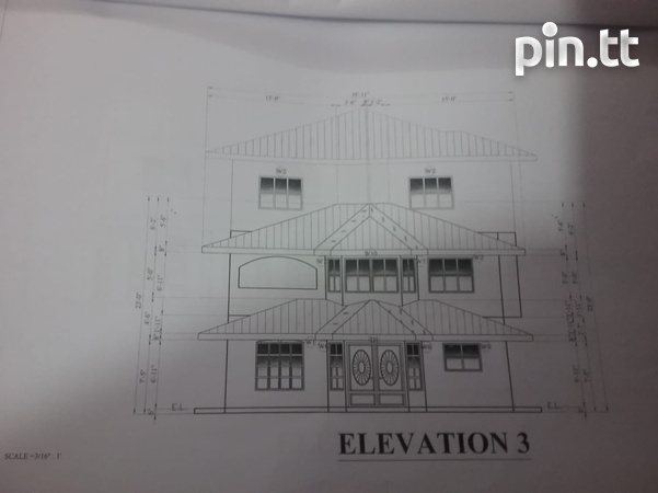 Approved land in Fyzabad-3