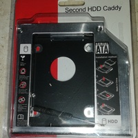 Second HDD Caddy for laptop