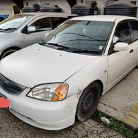 Honda Civic, 2001, PBW