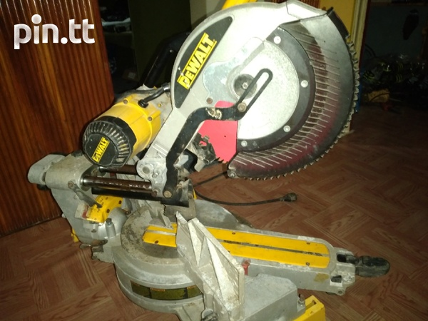 Power saw and chop saw-1