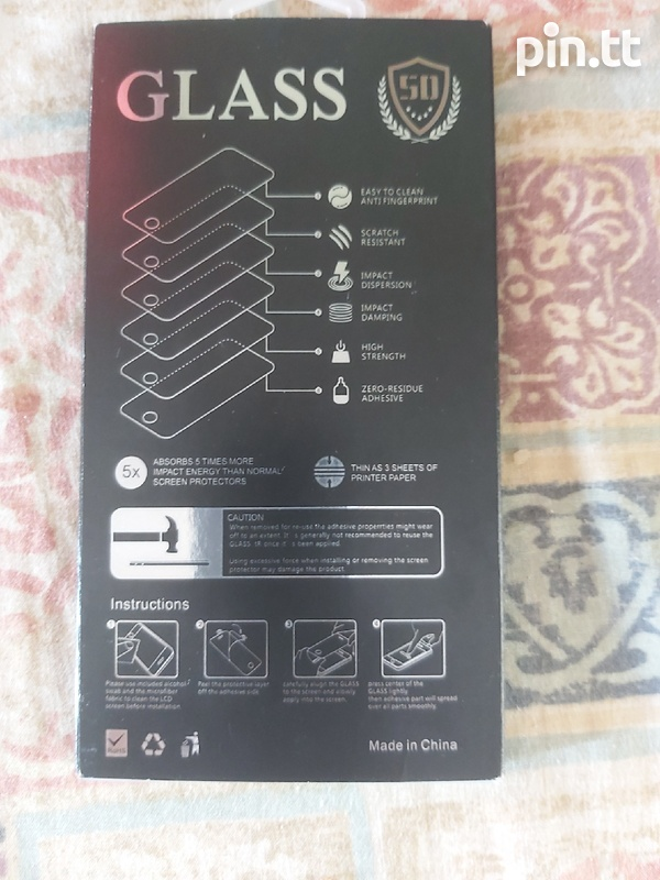 iPhone XR screen protector-1