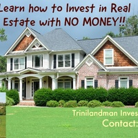 Learn How to buy & sell real estate with NO MONEY.