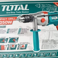 Total 1050W 5/8 inch Impact Drill