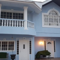 Spacious Gulf View Upstairs 4 Bedroom Apartment