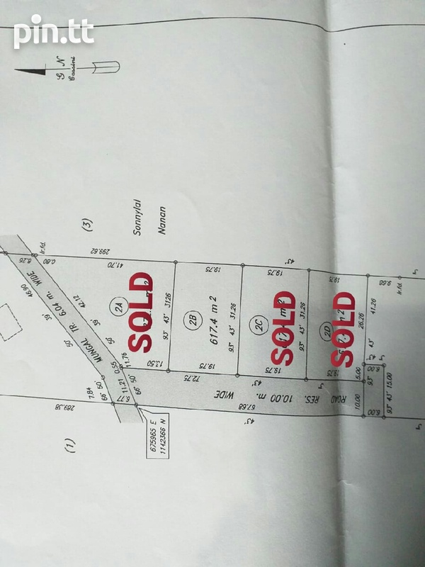 One Approved Lot, Poonah, Williamsville-1
