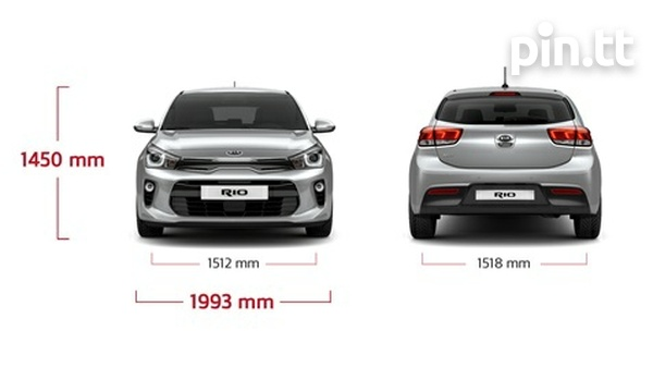 Kia Rio, 2020, NEW (NOT ROLL ON ROLL OFF)-7