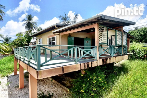 Mayaro 4 bedroom house-1