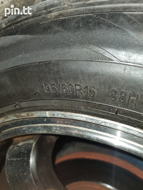 Rims and tyres-1