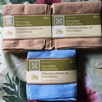 Microfiber Washcloth 4pack limited stock