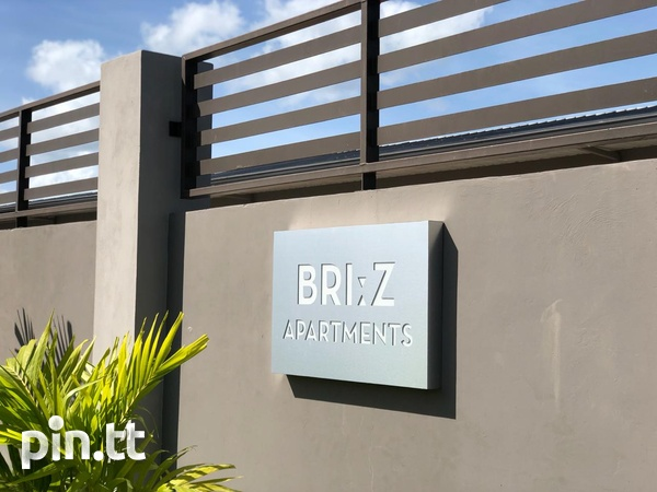 CHAGUANAS UNFURNISHED 2 BEDROOM APARTMENT-1