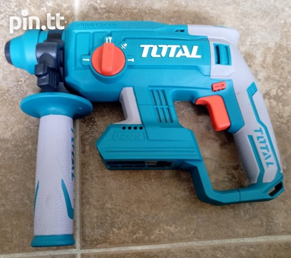 Total Cordless Rotary Hammer Drill-1