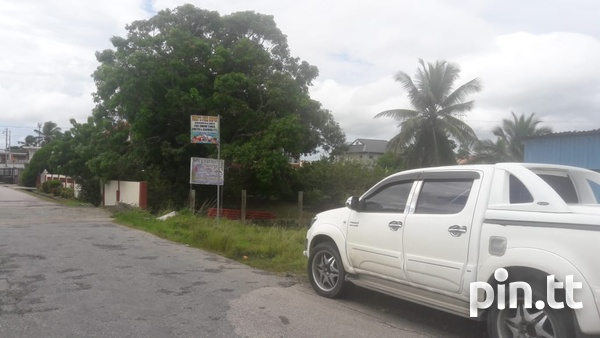 2 Acres Caroni Agricultural land. Main Road Perseverance.-1