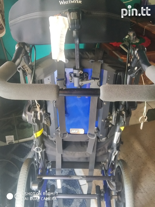 Specialized customized Wheelchair-5