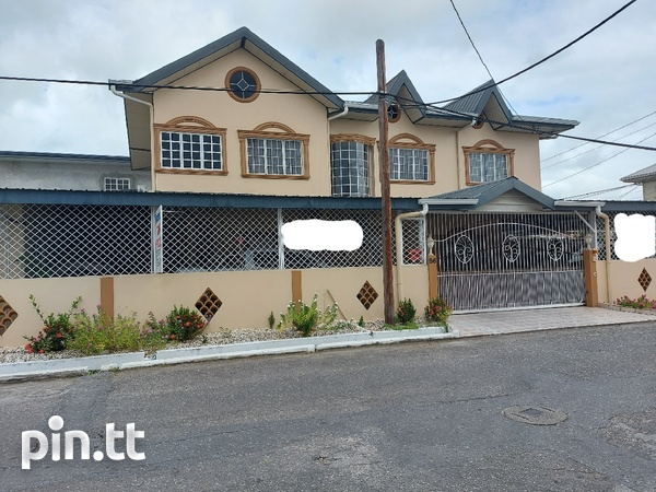 Two Storey Residential Property Situated in Arouca-1
