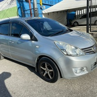 Nissan Note, 2009, HDH