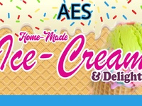 AES Homemade Icecream