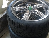Used but like new tyres only..