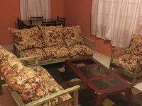 Furnished 2 Bedroom Apartment, Simon St, Diego Martin