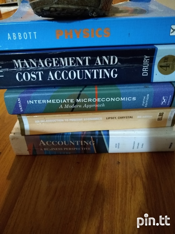 Academic and technology books-1