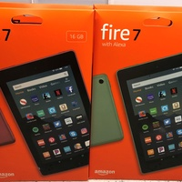 Amazon Fire 7 inch display tablet