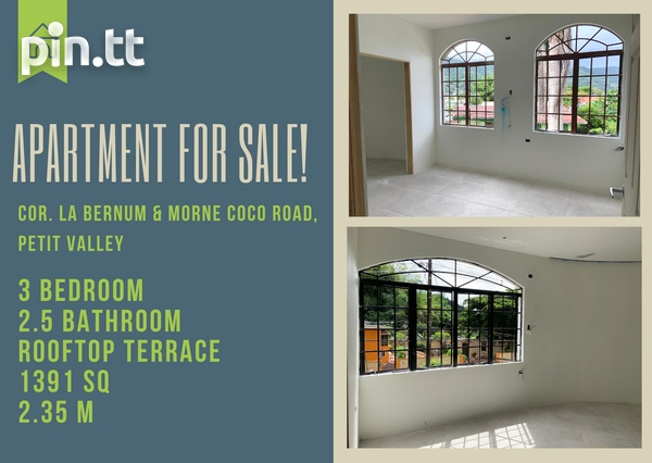 3 Bedroom Apartment Gated Compound