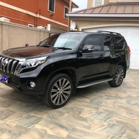 Toyota Land Cruiser Prado, 2015, PDE