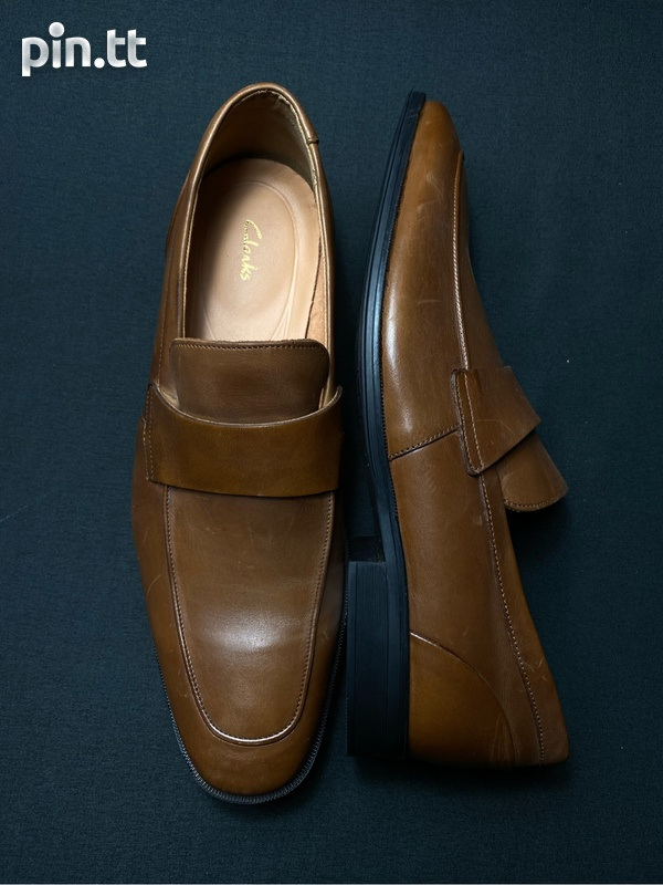 Clarks Loafers-2