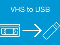 VHS To USB