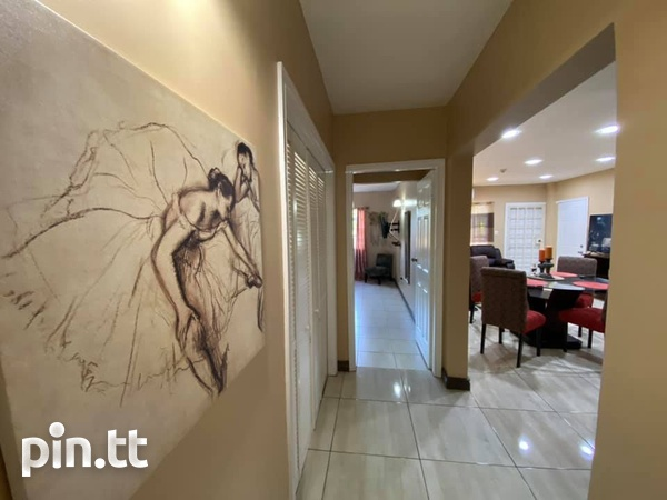 St Augustine Fidelis Hights 3 Bedroom Fully Furnished Townhouse-8