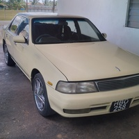 Nissan Laurel, 2008, HBO