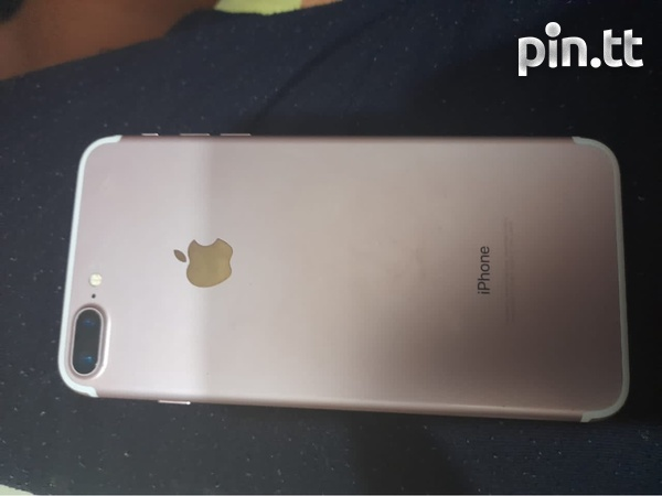 iPhone 7plus 8/10 Comes With Case-2