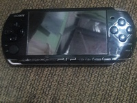 Sony PSP with 7 games