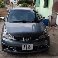 Nissan Wingroad, 2012, PCT
