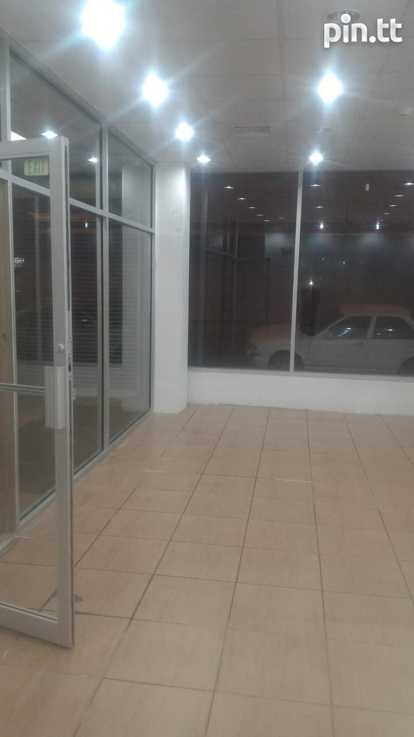 Back on the Market - 2ND Floor Commercial Rental Arima-6