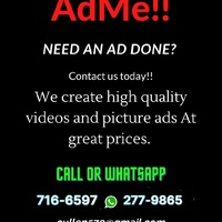 AdMe ad creation for products and services