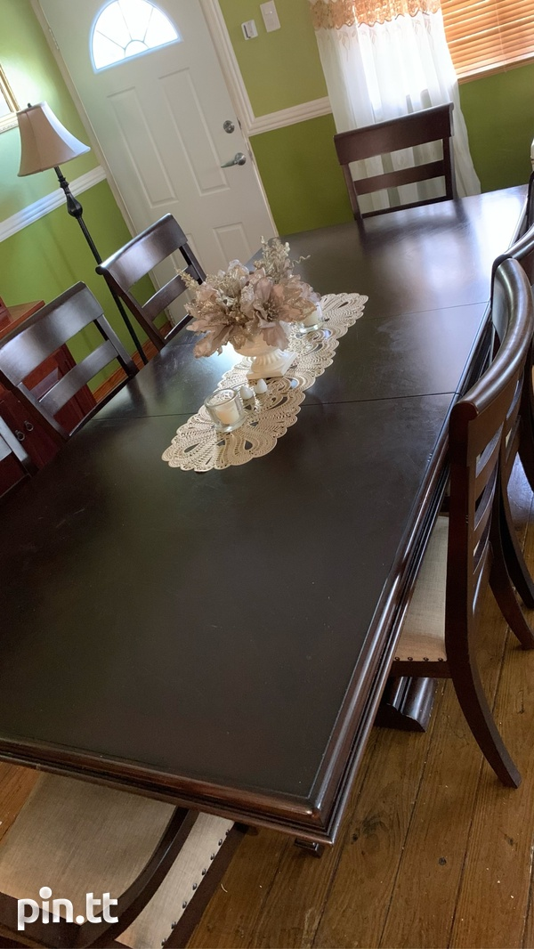 9 Pc Dining Table-3