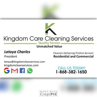 Kingdom Care Cleaning Services