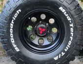 Offroad Rims and Tyres