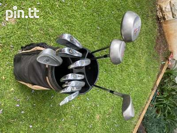 USED GOLF CLUBS-1