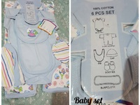 Clothes from baby to adults