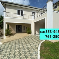 Couva New 3 Bedroom House