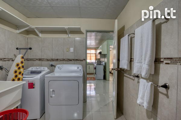 Unfurnished Cozy 2 Bedroom Piarco Apartment-6