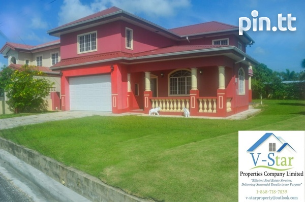 Palm View Gardens, Carapicaima 3 Bedroom House-1